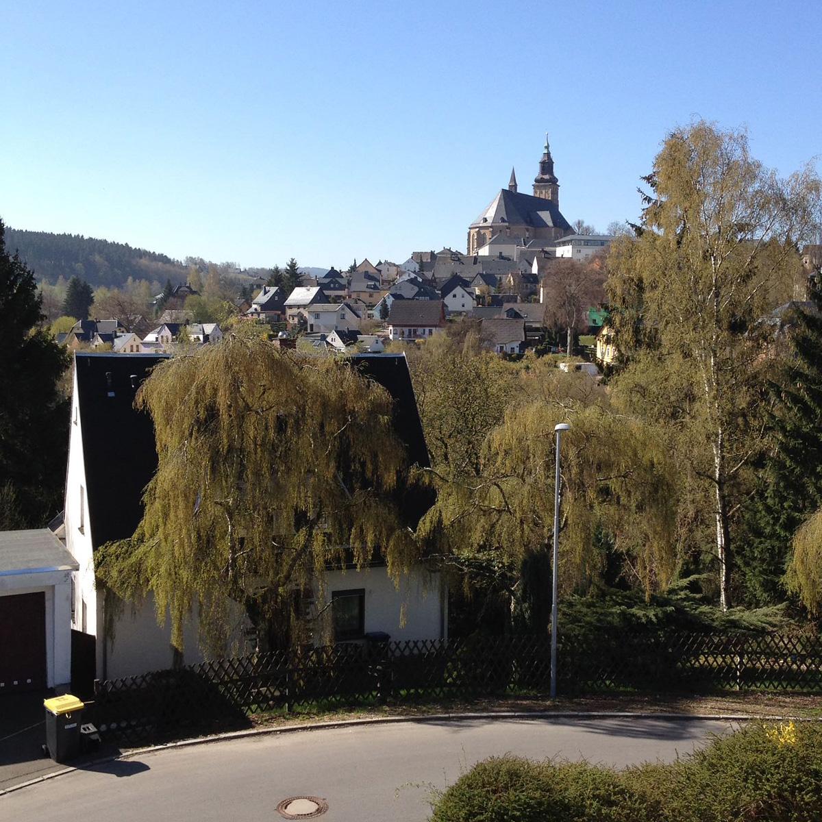 2016 - Ausflug Bad Schlema & Schneeberg