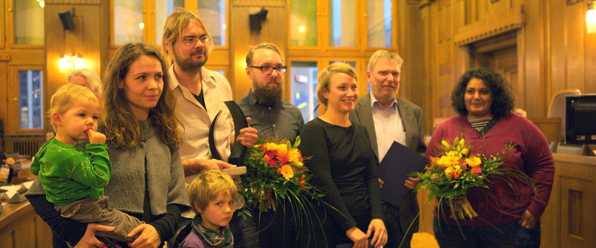 Preisträger des Chemnitzer Friedenspreis 2017