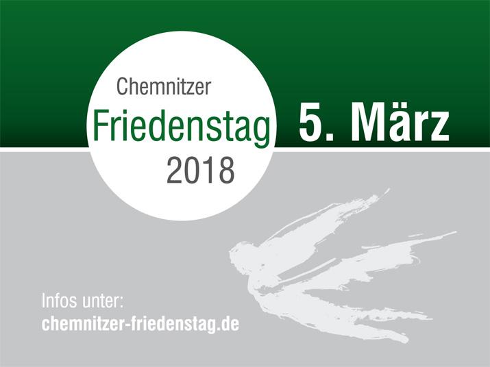5. März Chemnitzer Friedenstag 2018